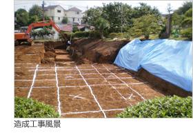造園・造成・土木事業